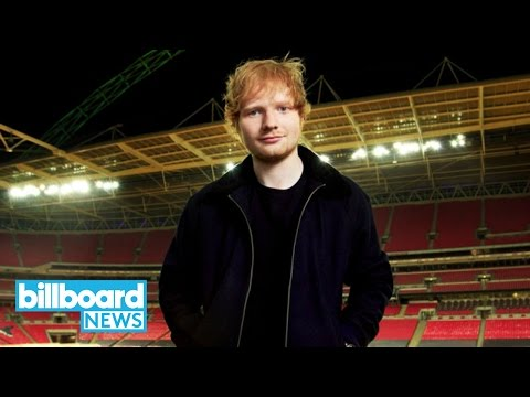 Ed Sheeran Announces 2018 Stadium Tour in Australia and New Zealand | Billboard News