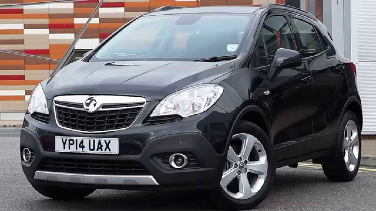 2014 64 plate vauxhall mokka 1 6 16v exclusiv 5dr in carbon flash