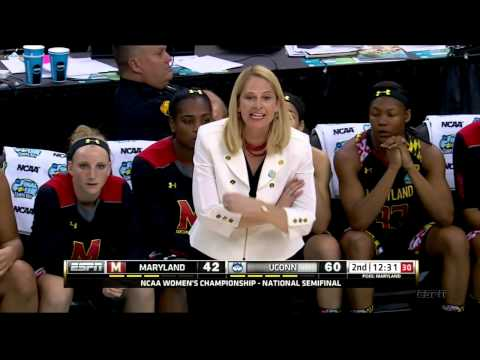 WCBB 2015 Semi-Finals: Maryland -vs- UCONN