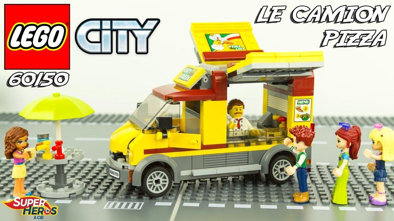 379cf537d1d4 Great Quality Lego 60150 Pizza Van 3d Product