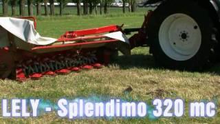 Lely Splendimo 320mc - kosiarki dyskowe