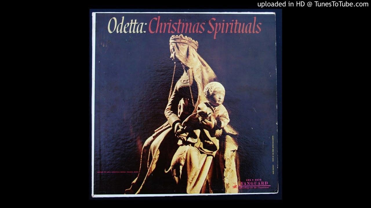 Odetta - Children, Go Where I Send Thee - 1960 Christmas Spiritual ...