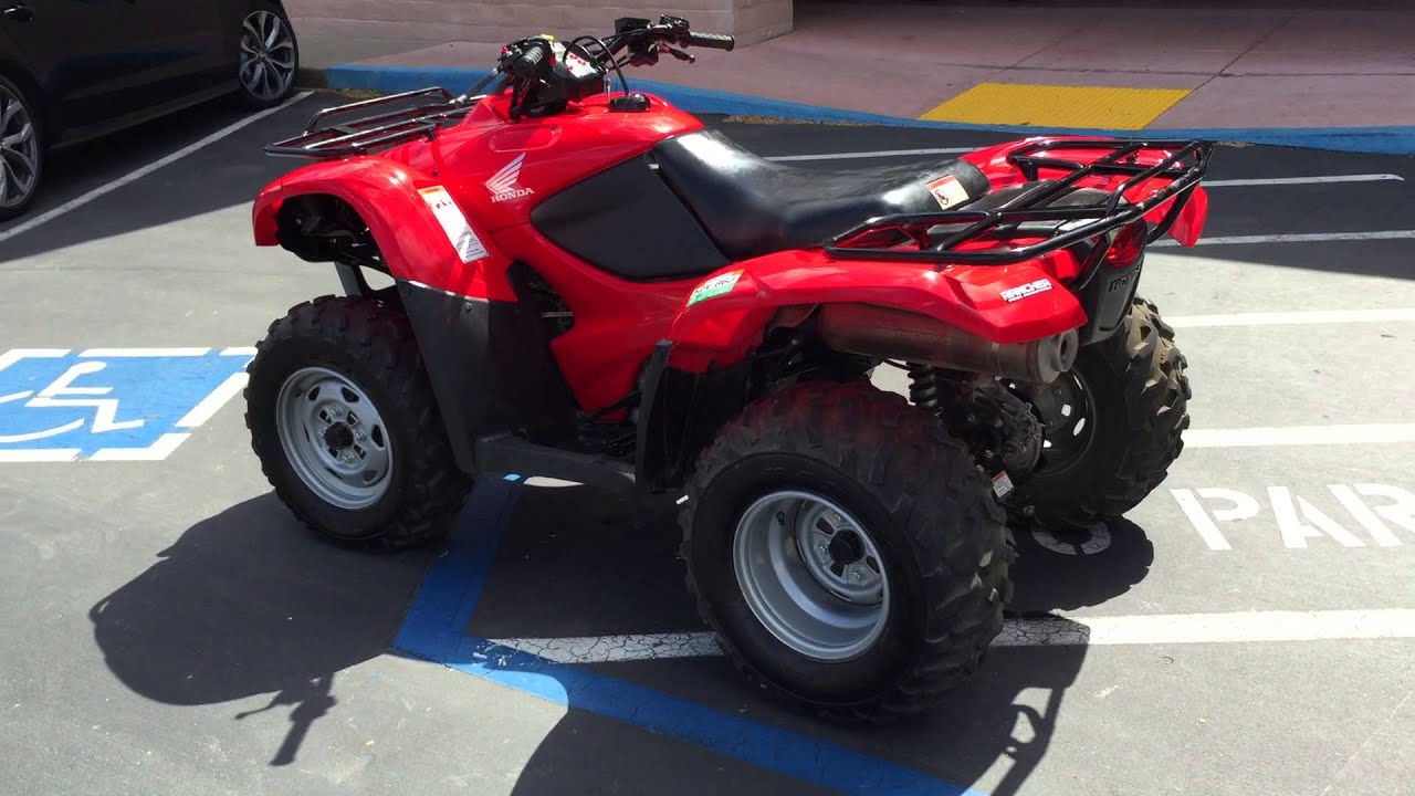 Honda 420 Rancher >> Contra Costa Powersports-Used 2008 Honda Rancher 420 ATV - YouTube