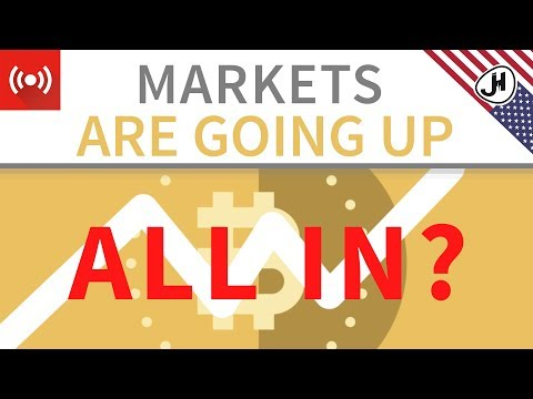 EN: Crypto markets are going up - go ALL IN NOW? (English)