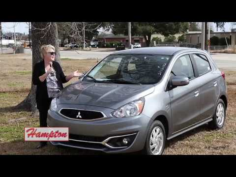 2018 Mitsubishi Mirage Test Drive and Review