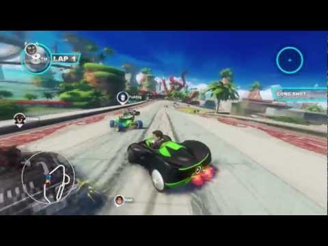 Sonic & All-Stars Racing Transformed Review for Xbox 360