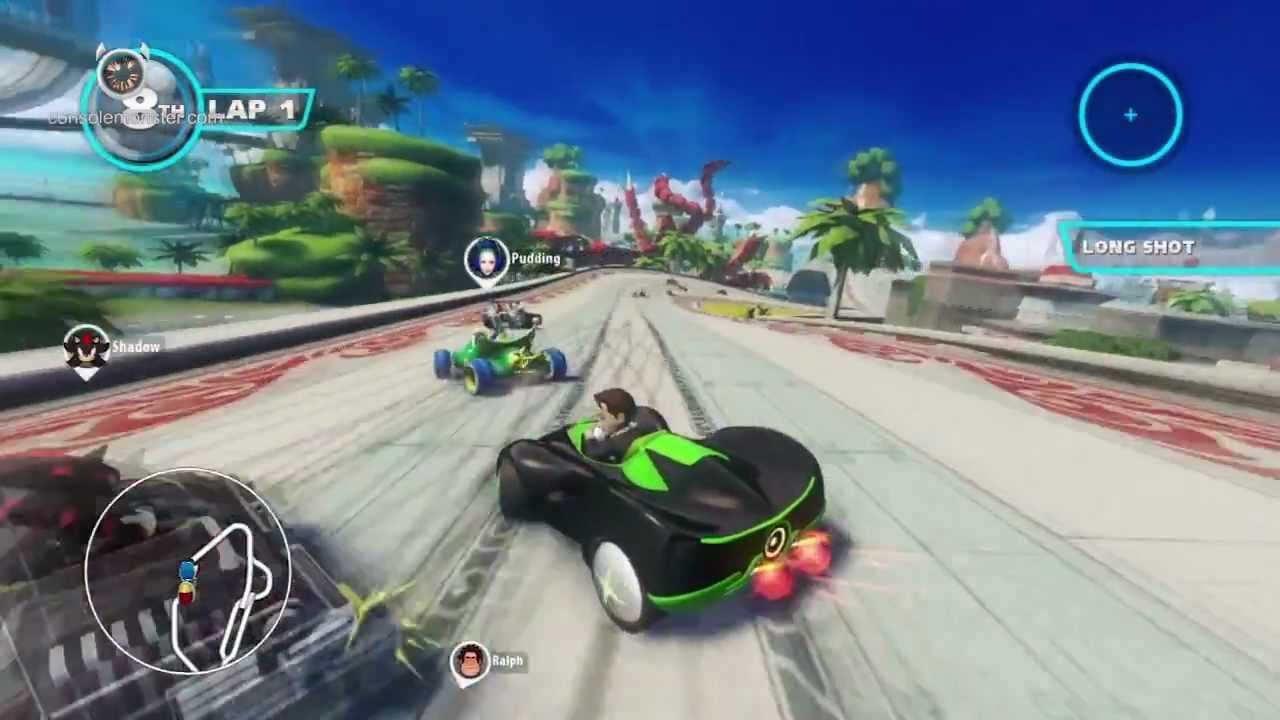 0dc47f117ab2 Sonic   All-Stars Racing Transformed Review for Xbox 360 - YouTube