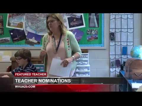 MRS   SHIRLEY RENFROE   FEATURED TEACHER