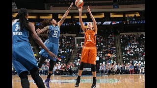 Relive All of Diana Taurasi's Major Scoring Milestones!