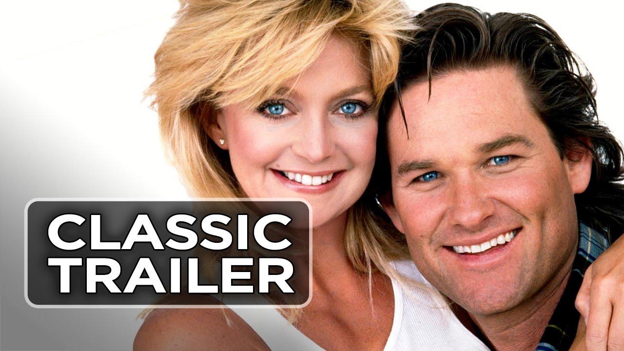 Overboard Official Trailer #1 - Goldi Hawn, Kurt Russel Movie (1987) HD