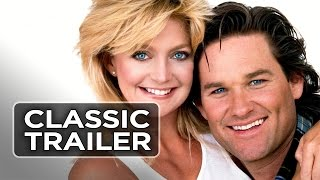 Overboard Official Trailer #1 - Goldi Hawn, Kurt Russel Movie (1987) HD