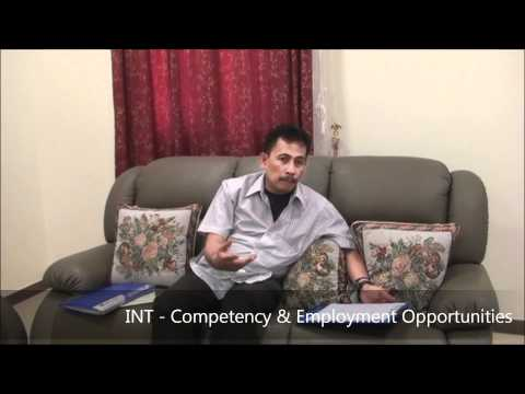 INT: Competency and Employment Opportunities