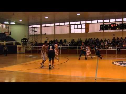 Ιωνικός Νικαίας   Ηράκλειο 79 66 Β Εθνική Μπάσκετ ΕΟΚ το Β δεκάλεπτο 3 11 2013