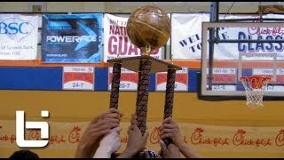 Oak Hill Wins 2013 Chick-Fil-A Championship Behind the Martin Twins Killer Performance