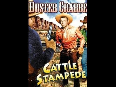 Cattle Stampede - Full Movie (1943)