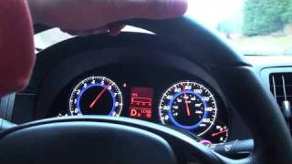 Fast Intentions Exhaust and HFCs on 2008  Infiniti G35 X Sedan