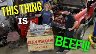Early Bronco AOD swap! In the shop with Emily EP 54