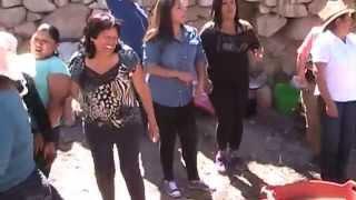 fiesta patronal en auco yauyos set 2015