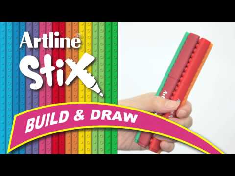 Artline STIX- Build & Draw