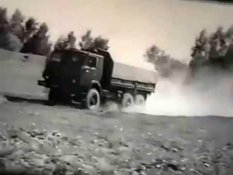 Устройство Шасси Автомобиля КАМАЗ 4310.