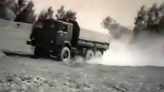 видео Шасси KAMAZ (Камаз)