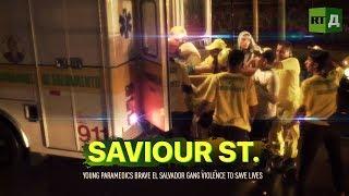 Saviour St: Young paramedics brave El Salvador gang violence to save lives (Trailer) Premiere 12/15