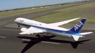 El increíble despegue vertical del nuevo Boeing 787-9
