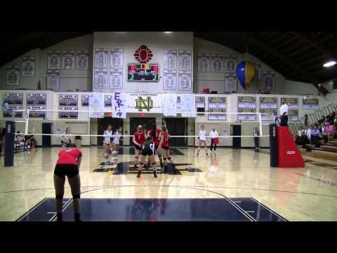 2014 Flintridge Sacred Heart Academy Varsity Volleyball Highlight Video