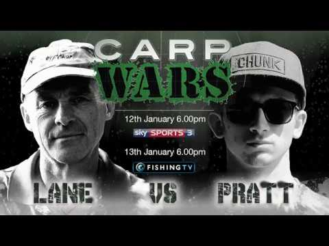 Carp Wars Episode 7 - Dave Lane vs Harry Pratt