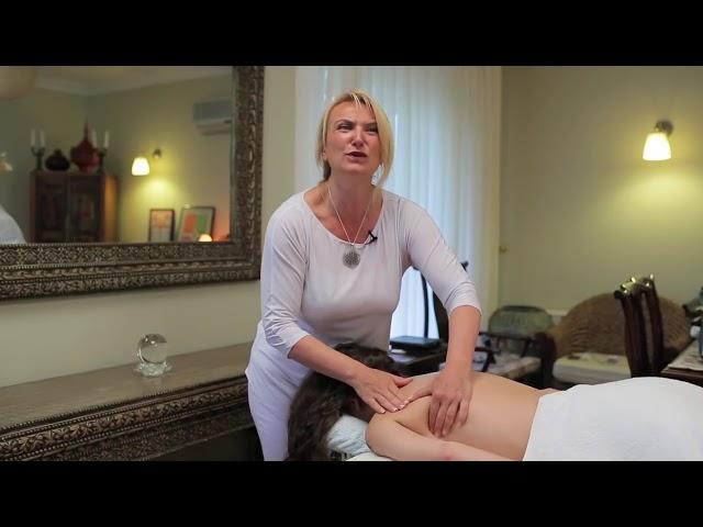 Klasik masajda yoğurma nasıl yapılır?