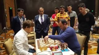 Eurasian Blitz Chess Cup, Almaty, Kazakhstan. XVIII -  round.  19. 06. 2016(, 2016-06-19T09:45:47.000Z)