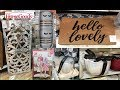 HOMEGOODS SHOP WITH ME! YOU HAVE TO SEE WHAT I FOUND!