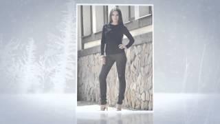 видео С чем носить бежевые брюки