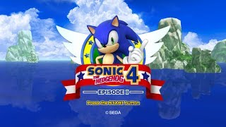 Splash Hill Zone (Act 3) (WiiWare) - Sonic the Hedgehog 4: Episode I