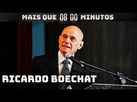ADEUS E OBRIGADO, RICARDO BOECHAT | Mais que 8 Minutos