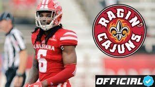 Most Underrated Safety in Nation    Official Corey Turner Louisiana Highlights