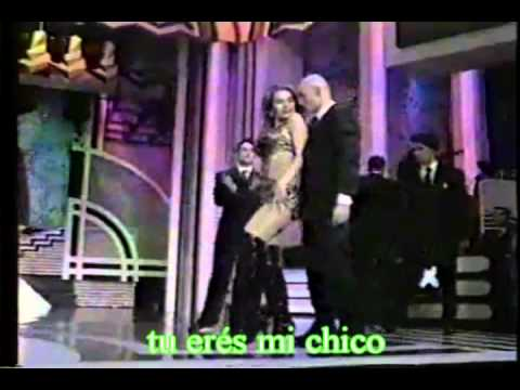 Thalia - Pretty woman ( video y letra )