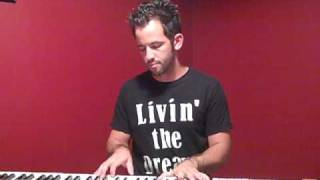 "Edwin Mccain ""I could not ask for more"" Piano Cover by James Levins"
