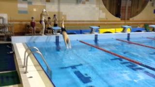 видео: Совершенствование техники стартов и поворотов в плавании баттерфляи и брасс