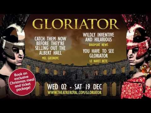 Gloriator - Plymouth's perfect, alternative Christmas night out!