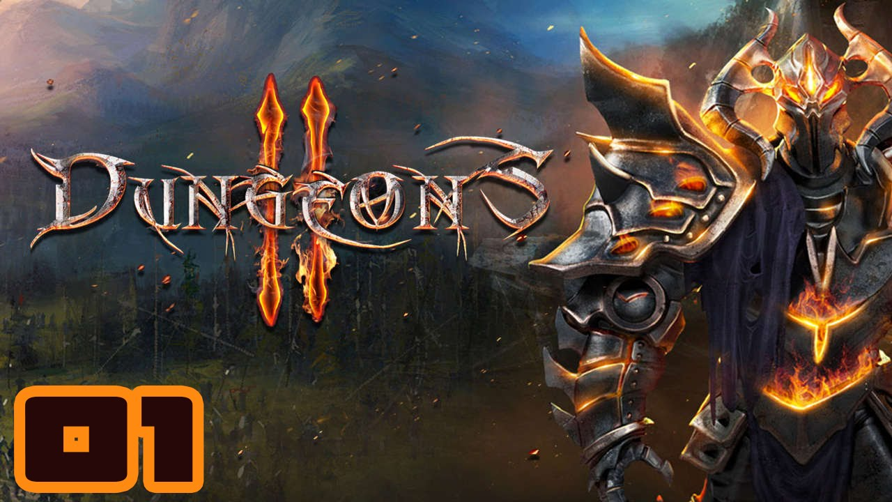 The Narrator's Abusing Me! – Let's Play Dungeons 2 – Part 1