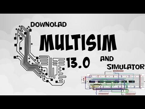 Download, e come Funziona Multisim and simulatore breadboard