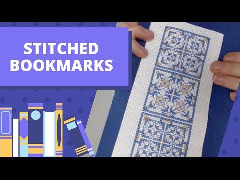 FlossTube Video: Bookmarks