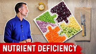 9 Ways to Become Nutritionally Deficient