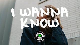 RL Grime - I Wanna Know ft. Daya (Lyric Video) Kaivon Remix