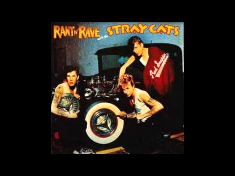 Stray Cats Rant n'rave She's Sexy+17