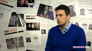 Catalin Ivan despre Romania, cu Laura Chiriac