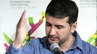 TIFF 2013 - Filmprat: Samtale med regissør Hisham Zaman om filmen «Før snøen faller»