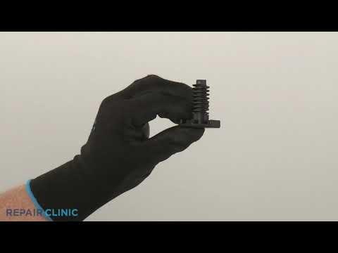 Leveling Leg - Kitchenaid Double Oven Electric Range #KFED500ESS02