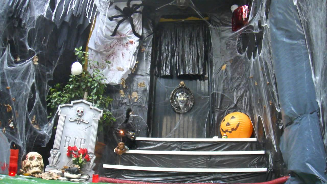Halloween 2011 youtube for Decoracion de unas halloween